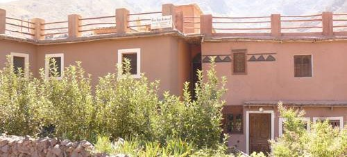 Auberge Roches Aremd, Imlil, Morocco