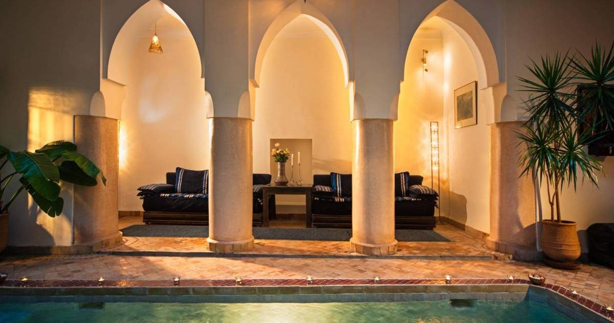 bed and breakfast bookings in Marrakech
