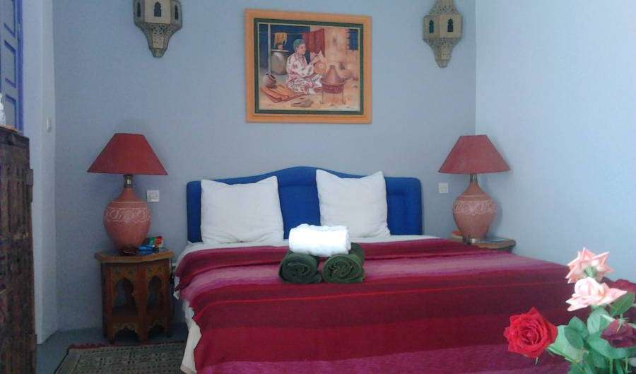 Search availability for the best bed and breakfasts in Essaouira