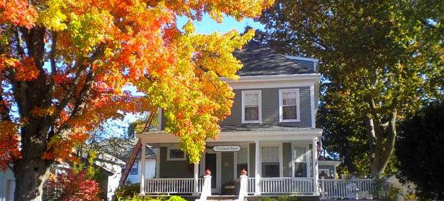 Fleetwood House Bed And Breakfast, Portland, Maine