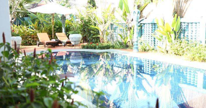 cheap bed and breakfast in Siem Reap