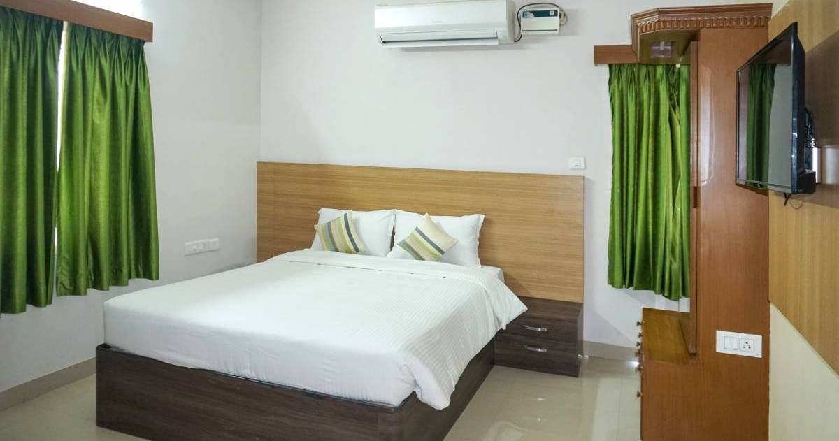 bed and breakfast bookings in Tiruchchirappalli