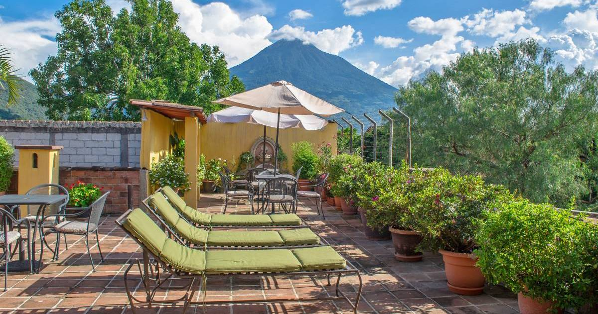bed and breakfast reservations in Antigua Guatemala