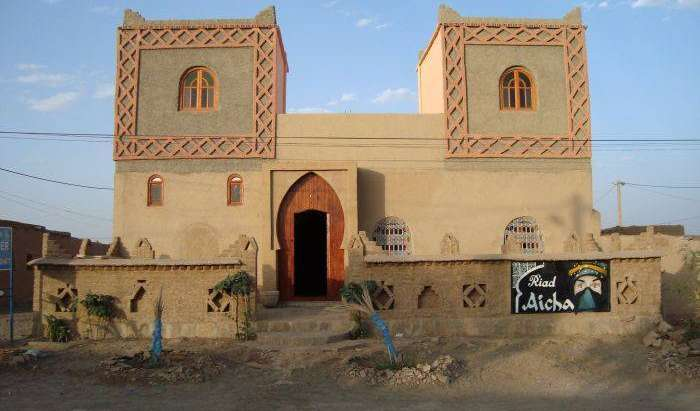 bed & breakfasts and hotels for mingling with locals in Merzouga, Morocco