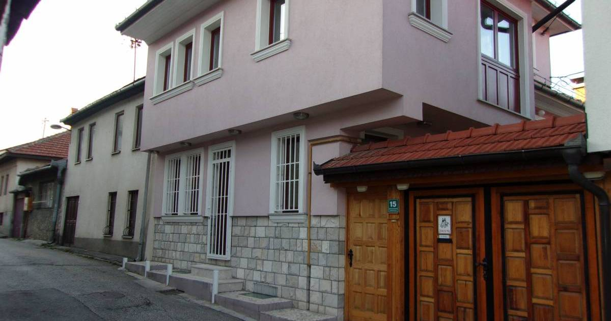 bed and breakfast holiday in Sarajevo
